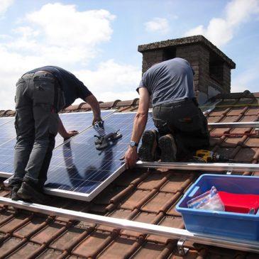 Freistellung Bauabzugssteuer bei Photovoltaikanlagen